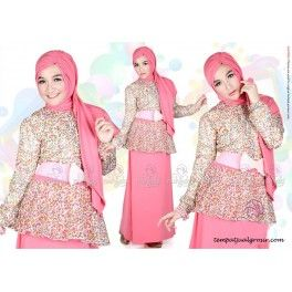 Muslim Dress Fatimah