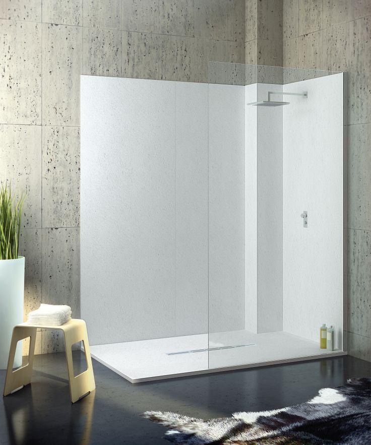 #Box #Fiora, trasforma il tuo angolo #doccia in uno spazio unico. www.gasparinionline.it #bathroomdesign #homedecor #ideebagno