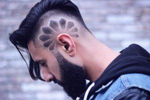 Top 10 Men's Undercut Hairstyles 2015