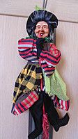 Кукла Баба-яга декоративная длина 60 см Подробнее: https://top-podarok.com.ua/p47361566-kukla-baba-yaga.html