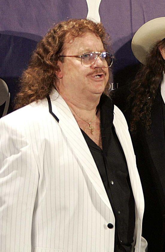 Billy Powell of Lynrd Skynrd