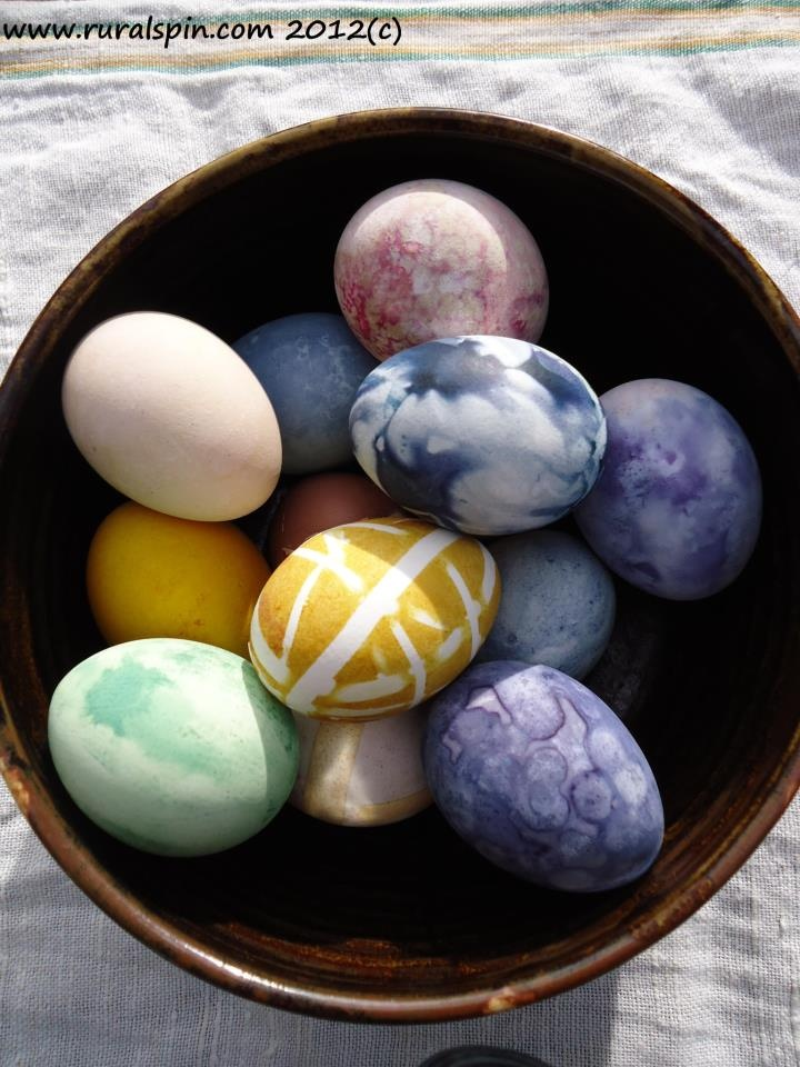 Easter Is Coming Up...check Out This Great Pictorial On How To Dye