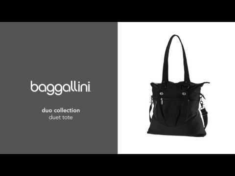 #baggallini duo collection - duet tote #orderisbeautiful #baggspiration #designabagg