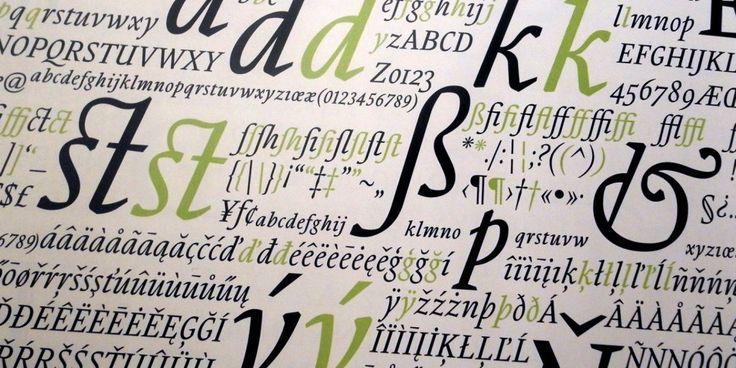 Herramientas y recursos para identificar tipografías