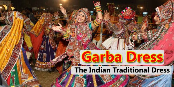 Garba is in the blood of dwellers of Ahmadabad and they love to dance at any instance. Garba is being played with a group of people and the dresses add an extra beauty to it. With the increase in popularity of Garba in different cities, the obscurity at festive seasons is completely removed and filled the life of people with lots of happiness.