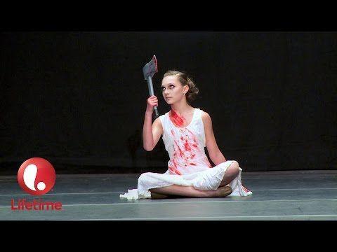 Dance Moms: Full Dance: Lizzie Borden (S6, E10)   Lifetime - YouTube