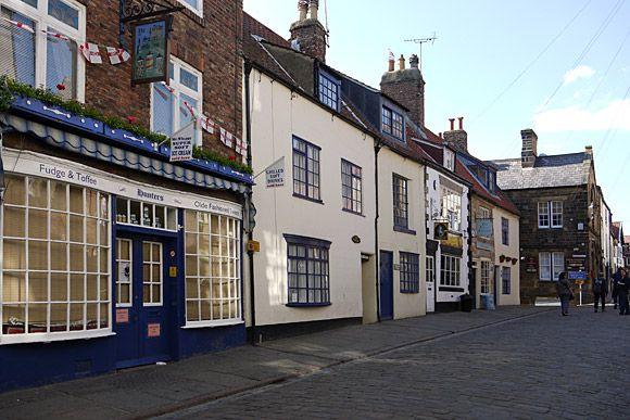 Whitby, Yorkshire, UK Shops