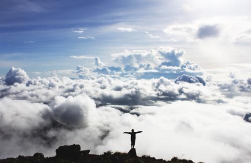 Mt. Bulusan, Sorsogon, Phillippines