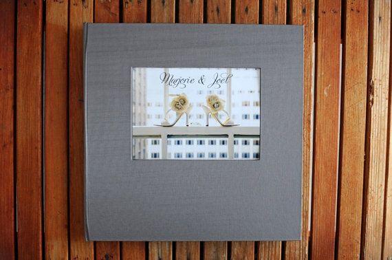 10x10 Photo Album Self Mount Album Book Cloth Album Wedding