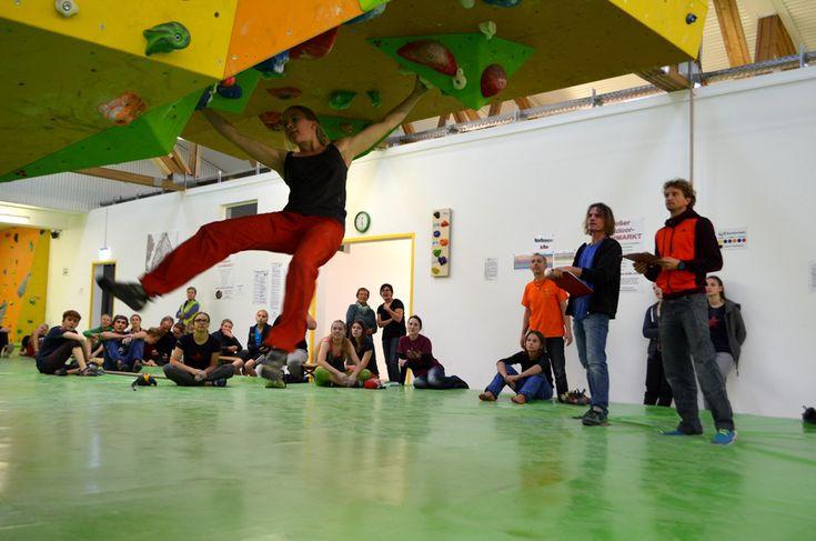 Impressionen vom Boulderia-Jugend-Cup 2016 – Boulderia – Neunkirchen am Brand