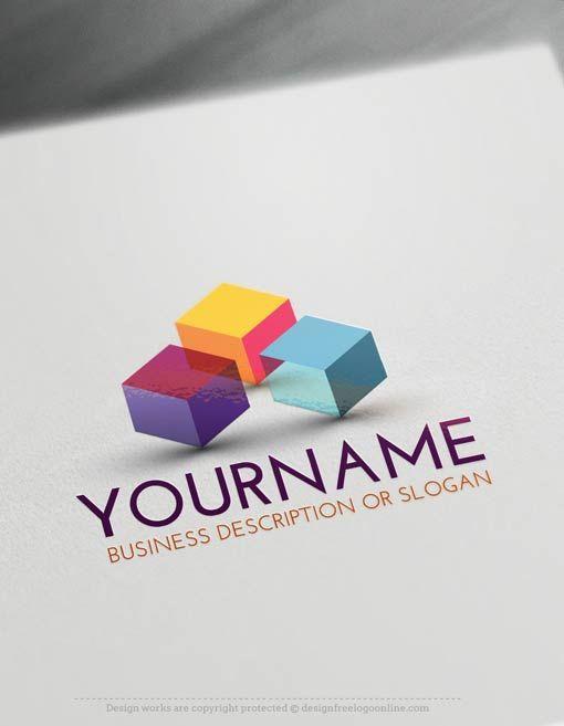 28 best images about best logo designs free logo maker for Logo 3d online