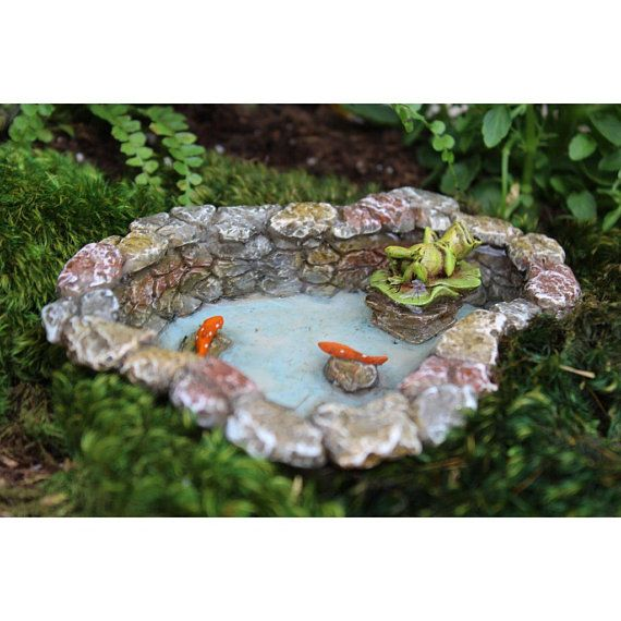 40 Awesome Diy Ponds Ideas With Small Waterfall With Images Ponds Backyard Fish Ponds Backyard Backyard Water Feature