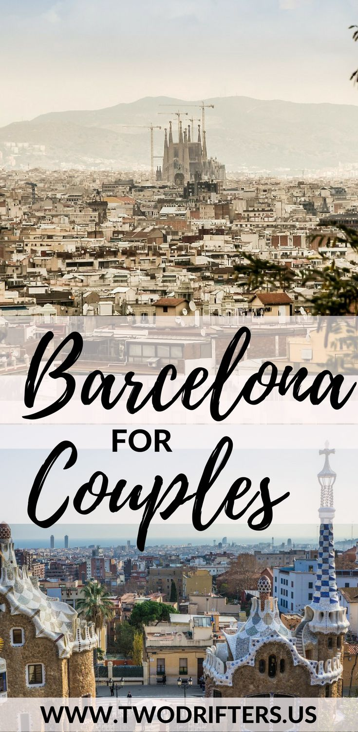 Barcelona is truly one of the most romantic, beautiful cities in Europe. This guide for a couples escape shares 7 romantic things to do in Barcelona, Spain.