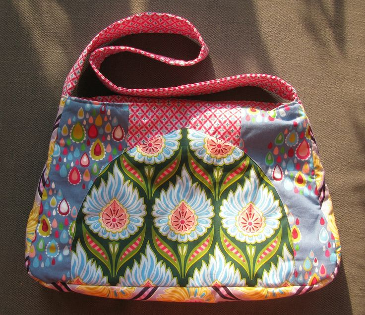 Fat Quarter Bag Freebie - Marja Katz