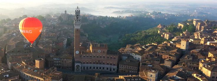 hot air balloons over italy | ... BALLOONING, Hot air balloon flights in Tuscany, Florence, Siena, Italy