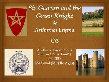 essay gawain green knight sir