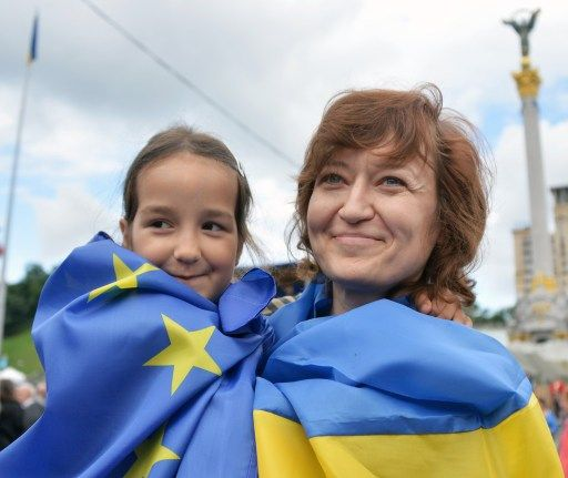 Poll shows half of Ukrainians ready to vote for entry into EU | KyivPost