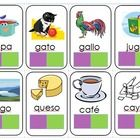 A total of 68 word cards in Spanish, a mix of one, two, three, and four syllables that are all in consonant-vowel sequences. Use for speech therapy...