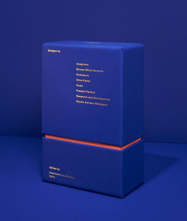 #adcdesign2015 – NOTEBOOK II #packaging