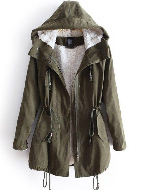 Best 10  Green parka jacket ideas on Pinterest | Green parka ...