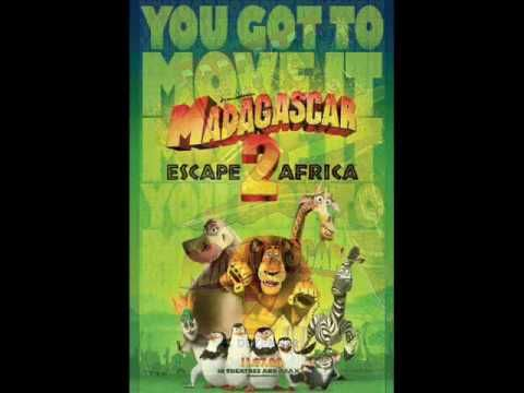 Madagascar Escape 2 Africa(Soundtrack) - Once Upon a Time in Africa