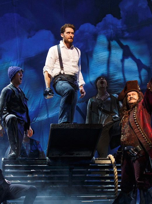 Finding Neverland on Broadway #stage #broadway #findingneverland