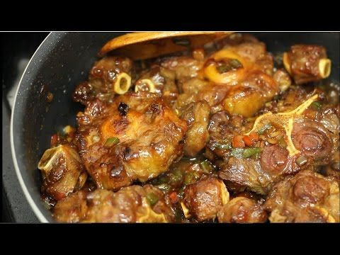 The Best Oxtail Stew | AVARESE KITCHEN - YouTube
