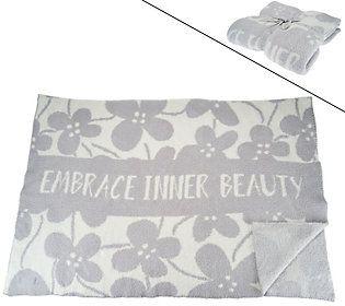 Barefoot Dreams Cozychic Inspiration Throw Blanket