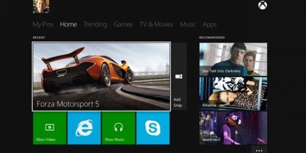 See The New Xbox One Dashboard In Action -  You can see the Xbox One's new dashboard update in action in this video released by Microsoft's Major Nelson today.Read more...