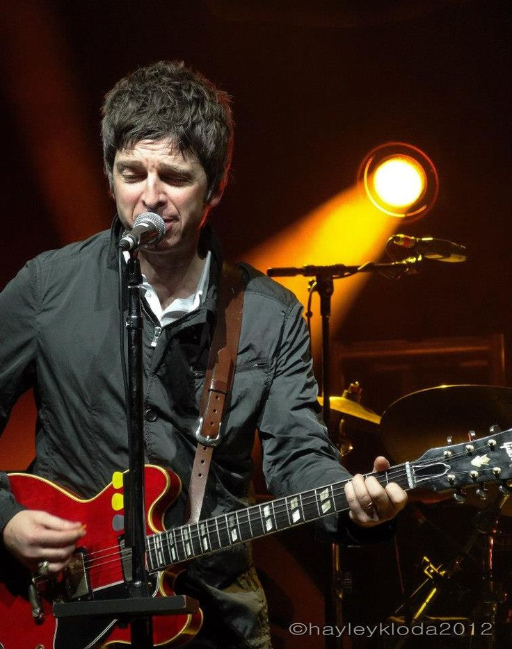 Noel Gallagher - USA tour 2012