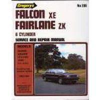 Ford Fairlane ZK 6 Cylinder Workshop Repair Manual MPN GAP208