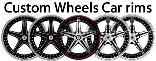 Custom Wheels and Car Rims the Internets Premier custom wheels Super Store. Fast Shipping on all car rims orders. Wheel and Tire Packages only from the best in the industry