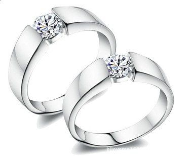 Hot Sale Promise Rings Sold by 2 Pcs Unique by UloveFashionJewelry, $10.73