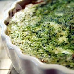 Broccoli and Cheese Quiche @ allrecipes.com.au
