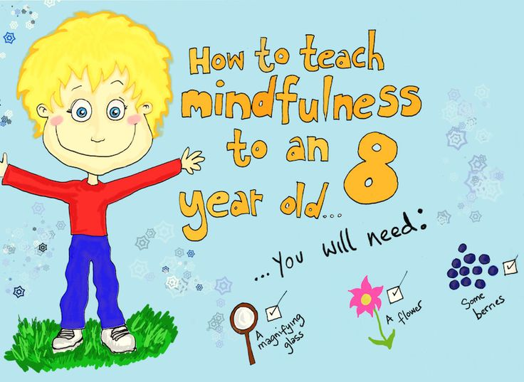How I Taught Mindfulness To Children