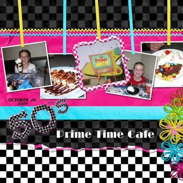 Best s prime time cafe images on pinterest