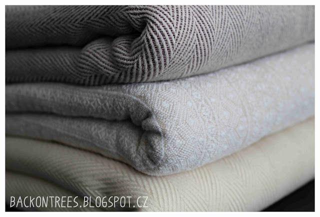 Back on Trees: Jak vybrat šátek (pro dvojčata)?