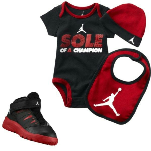 94 best images about Baby outfit Jordan and room on ...