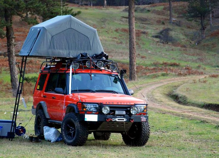Best ideas about Discovery Camper, Discovery Landy and Lr