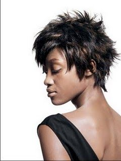 fashioning and style: New Short Spikey HairStyles For Girls