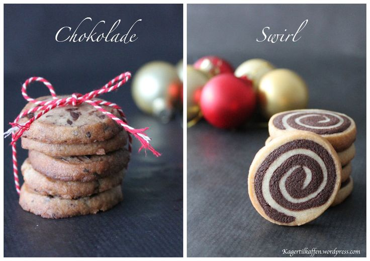 Jule specier med chokolade