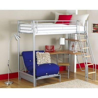 14 Best Images About High Sleeper Beds On Pinterest