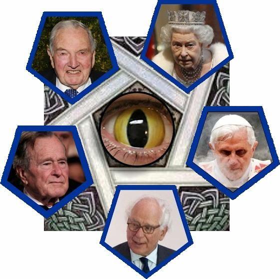 david rockefeller jr illuminati -