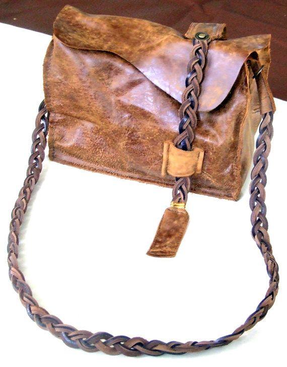 Women bag/crossbody bag/Diaper bag/Leather by carmelisleather