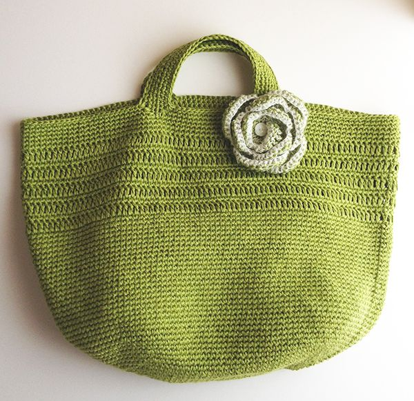 Mejores 62 imágenes de crochet - bags, purses & totes en Pinterest ...