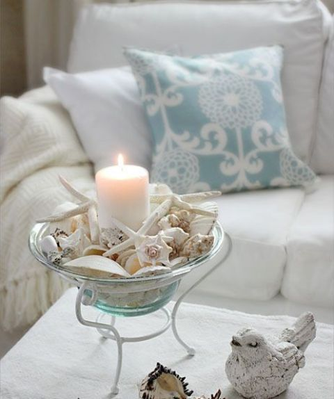 How To Decorate With Seashells: 37 Inspiring Ideas