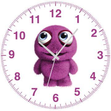 Pembe Kıllı Canavar Saat 27 cm