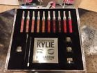 Kylie Limited Edition Holiday Box Kit Christmas Bundle Eyeshadow Lipsticks Creme