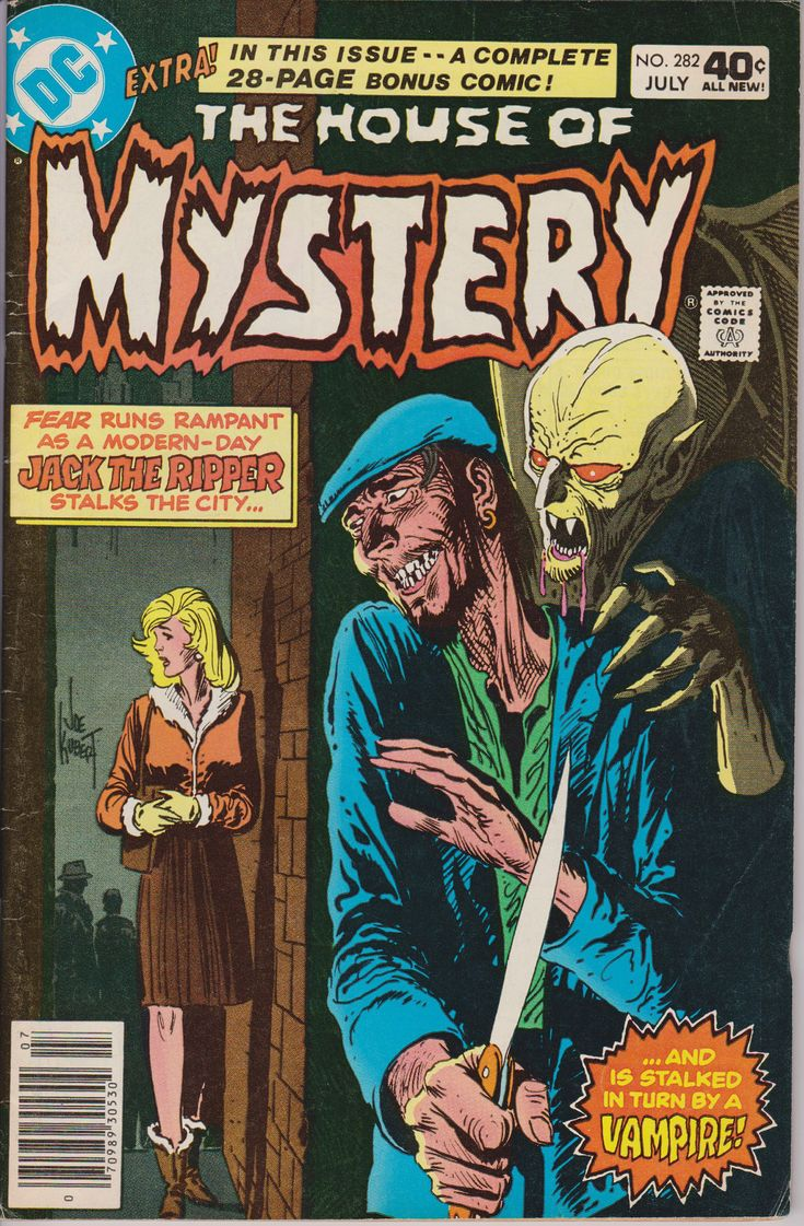 House of Mystery 282 (1st Series 19511983) July 1980 DC