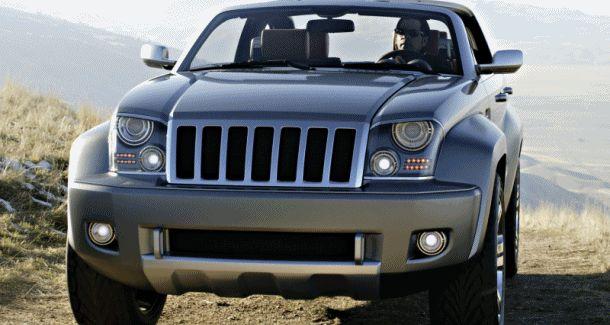 Concept Flashback – 2007 Jeep Trailhawk